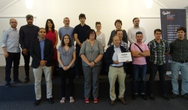 Ganador Concurso Movilidad Navarra 2016