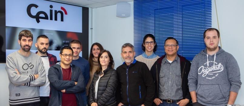 Formación emprendimiento CEIN a doctorandos UPNA 2019