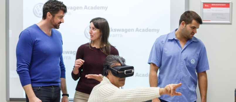 Fotografia realidad virtual