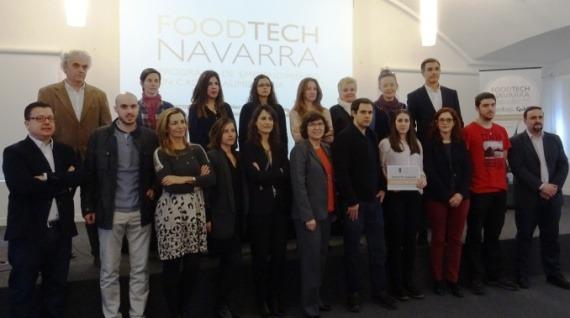 Ganador finalistas y jurado Concurso Foodtech