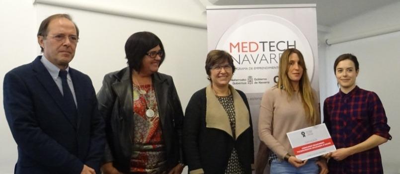 Ganadoras Concurso Salud MEDTECH
